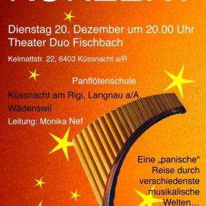 Panflöten Konzert