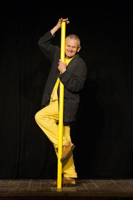 """Peter Spielbauer, Programm """"Alles Bürste"""""""